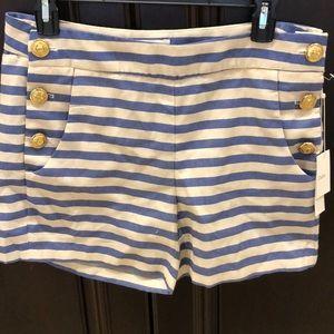 Dalia Nautical Shorts
